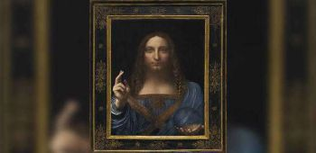 Leonardo's Salvator Mundi: A Painting Of $450 Million image