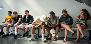 Increasing Use Of Smartphones In Teenagers image