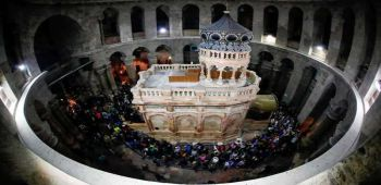 Historical Tombs Of Jesus