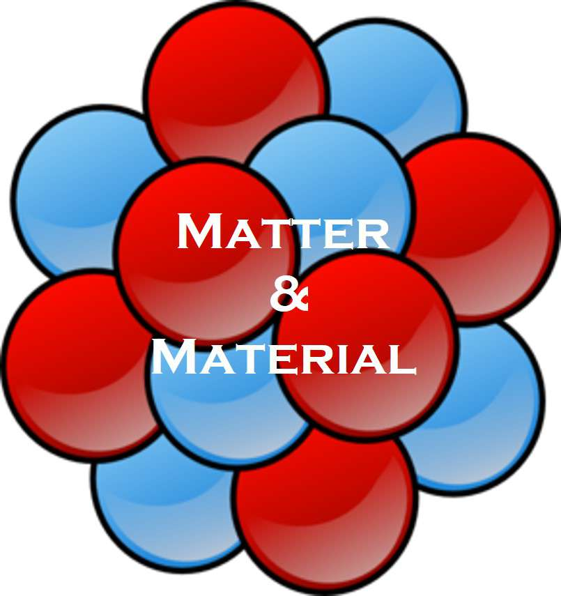 Example of Matter and Materials in daily life