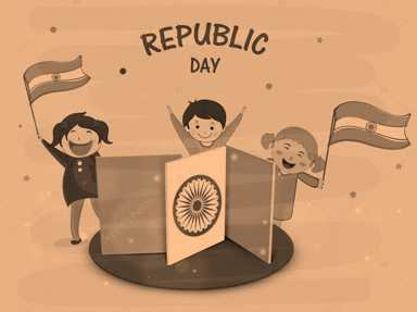 Science Class 2 Family and Festivals Republic Day