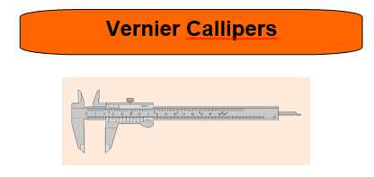 Science Class 9 Motion vernier calliper